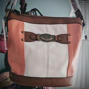 NWT Born Concept PU Leather Purse